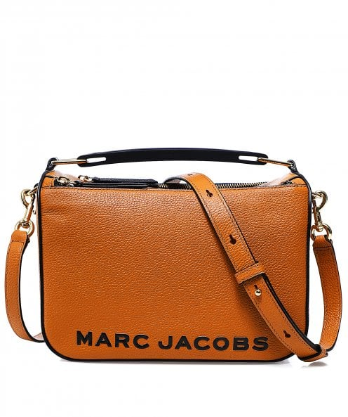 Marc Jacobs The Softbox 23 Leather Bag