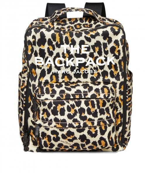 Marc Jacobs The Leopard Backpack
