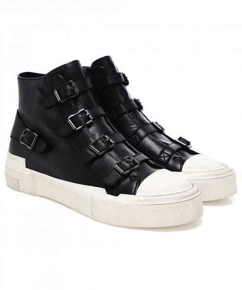Ash Gang Leather High Top Trainers
