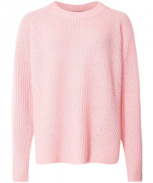 Loop Cashmere Ribbed Cashmere Sweatshirt