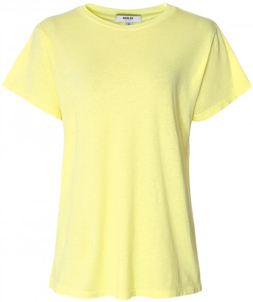 AGOLDE Rena Cotton T-Shirt
