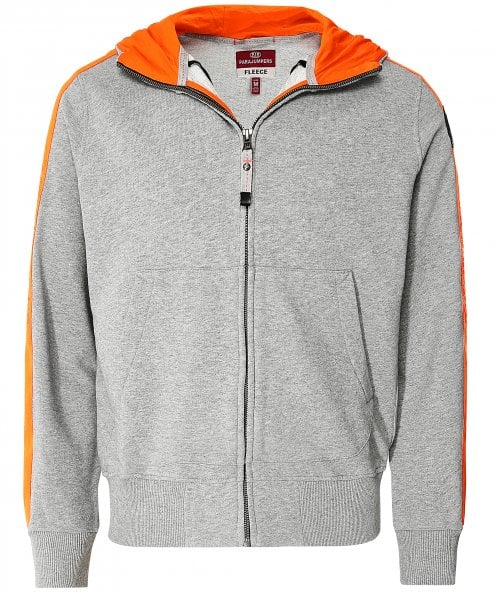 Parajumpers Garment Washed Aldrin Hoodie