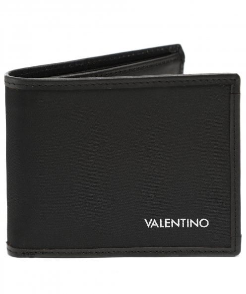 Valentino Bags Faux Leather Kylo Zip Coin Wallet