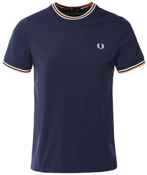 Fred Perry Twin Tipped T-Shirt M1588 738