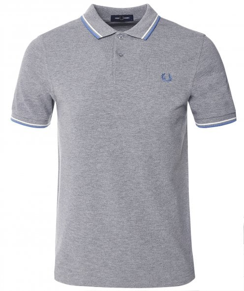 Fred Perry Twin Tipped Polo Shirt M3600 M87