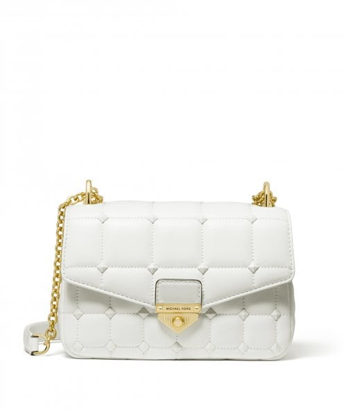 Michael Kors Soho Small Quilted Leather Shoulder Bag