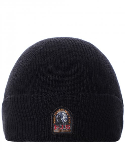Parajumpers Wool Blend Beanie Hat