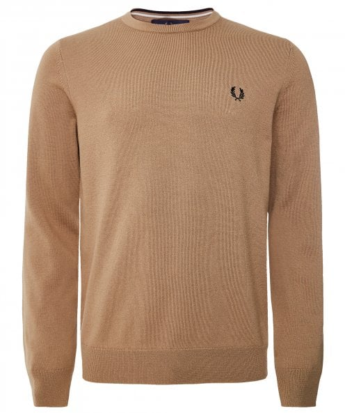 Fred Perry Classic Crew Neck Jumper K9601 363