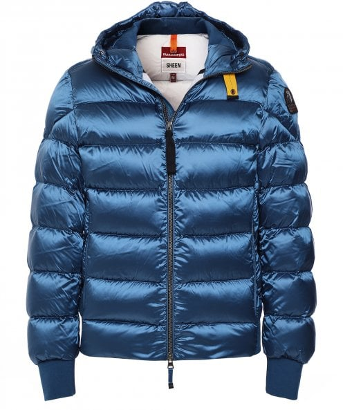 Parajumpers Down Quilted Hooded Pharrell Jacket