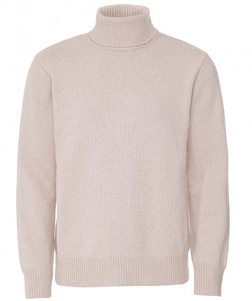 Universal Works Recycled Wool Roll Neck Jumper
