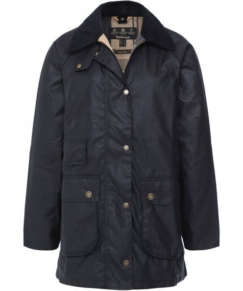 Barbour Tain Wax Jacket