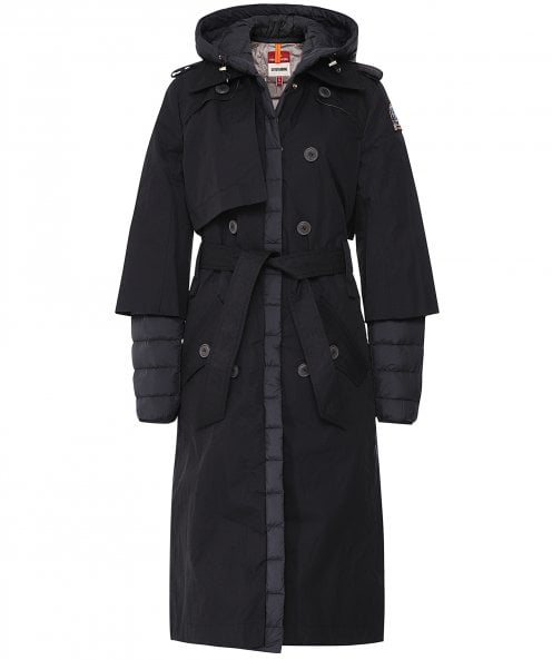 Parajumpers Ronney Trench Puffer Jacket