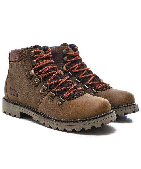 Barbour Fairfield Leather Hiking Boots