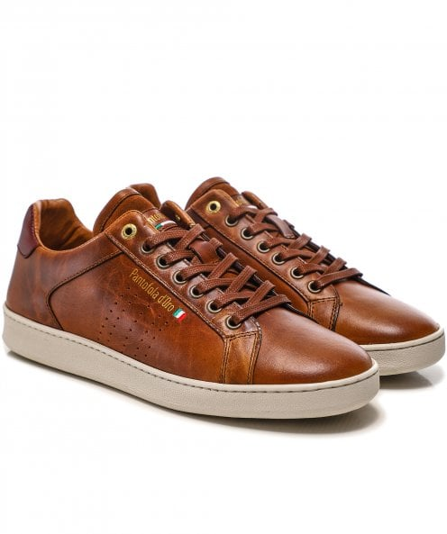 Pantofola d'Oro Leather Arona Trainers