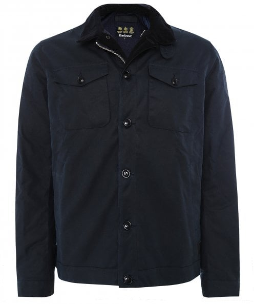 Barbour Waxed West Jacket