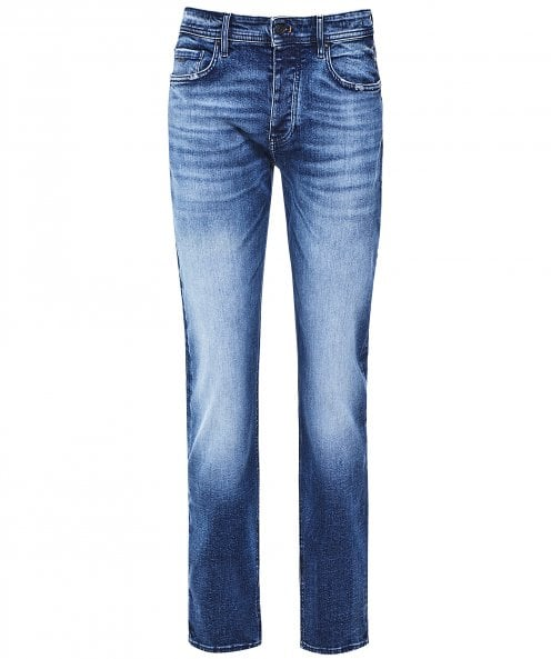 BOSS Tapered Fit Taber BC-P-1 Jeans