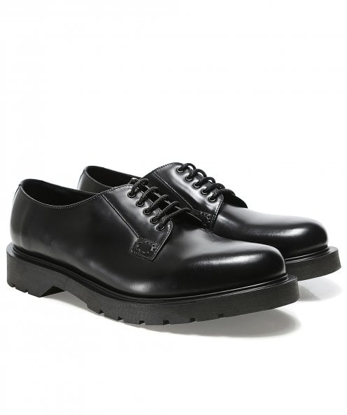 Loake Leather Kilmer Derby Shoes