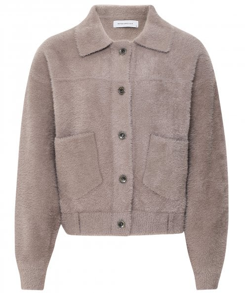 Rino and Pelle Bubbly Knitted Jacket
