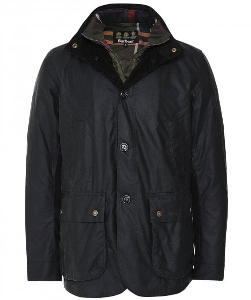 Barbour Waxed Century Jacket