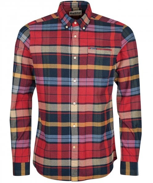 Barbour Tailored Fit Carlton Shirt