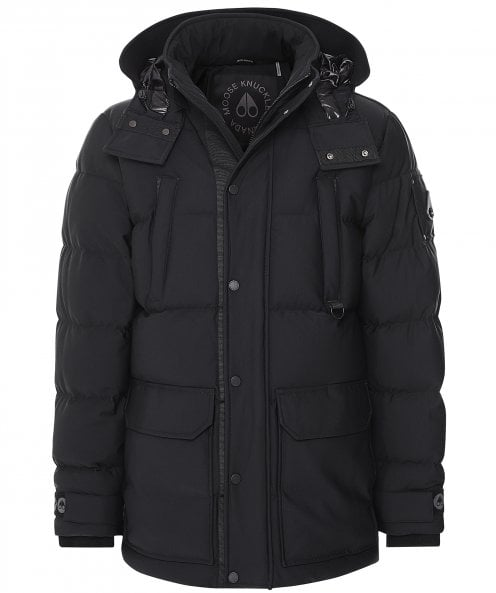 Moose Knuckles Down Quilted Valleyfield Jacket
