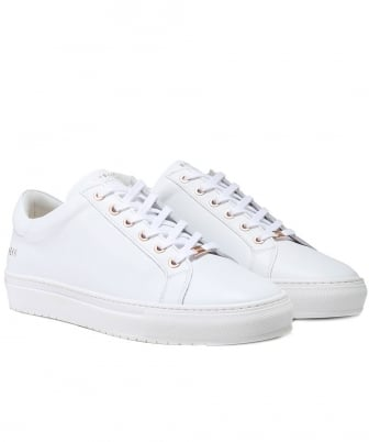 Calf Leather Trainers