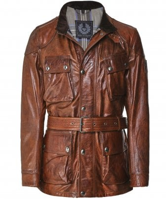 428d5ffd3f Belstaff Waxed Cotton Trialmaster Jacket | Jules B