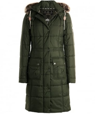 Winterton Quilted Jacket