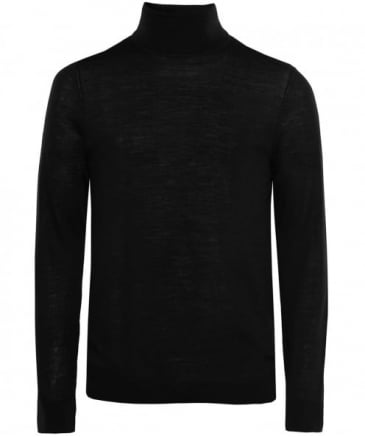 Virgin Wool San Antonio Turtleneck Jumper