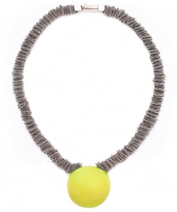 Maratea Glass Bead Necklace