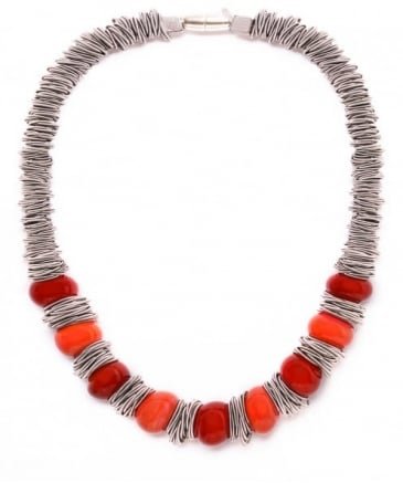 Farida Beaded Necklace