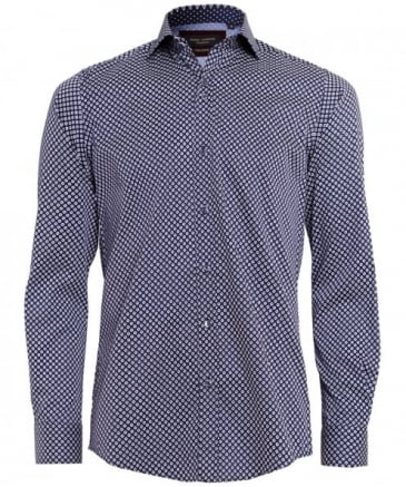 Patterned Artistic Shirt