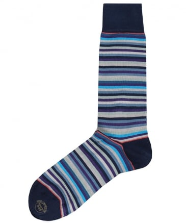 Uniform Striped Socks