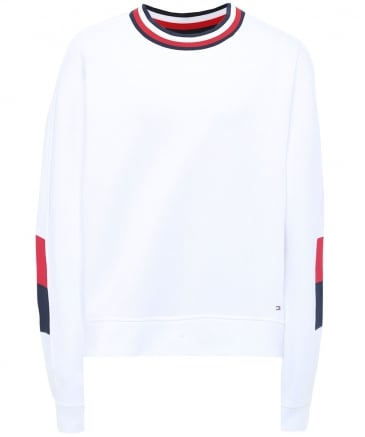 Athletic Signature Stripe Jumper