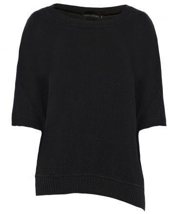 Knitted Cotton Oversized Jumper
