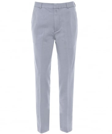 Stretch Jersey Cotton Trousers