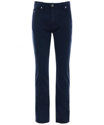 Slim Fit Coloured Leonardo Jeans