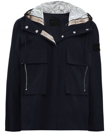 Cropped Sailor Coat