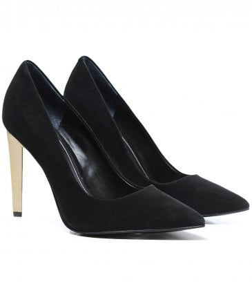 Kylie Olivia Womens Shoes Black Kendall