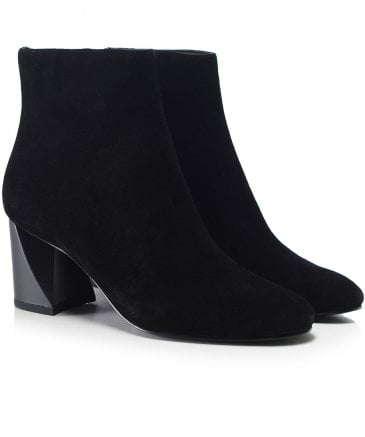 Suede Hadlee Ankle Boots