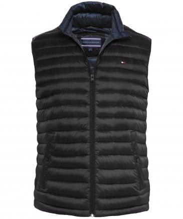 Lightweight Packable Down Gilet