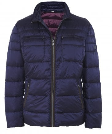 Water Repellent Quilted Martin Jacket
