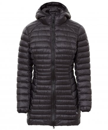 Napapijri Women's Aerons Long Hooded Jacket