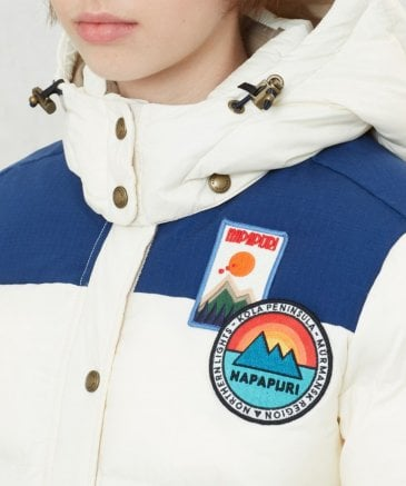 Napapijri Women's Artic Puffer Jacket