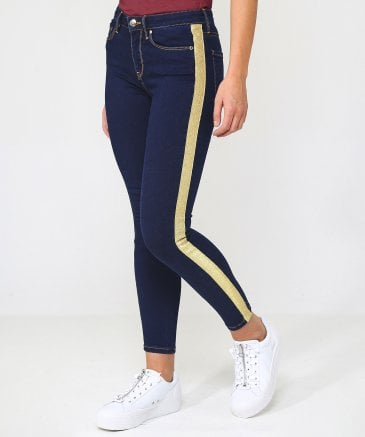 Tommy Hilfiger Women's Icons Jegging Fit Jeans