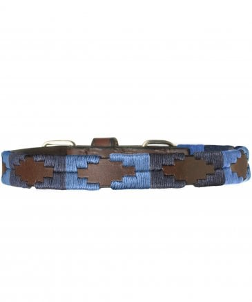 Pampeano Azules Dog Collar