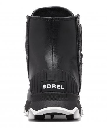 Sorel Women's Leather Kinetic Short Lace Boots