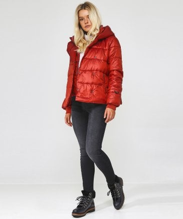 Rino and Pelle Women's Arinka Oversized Puffa Jacket