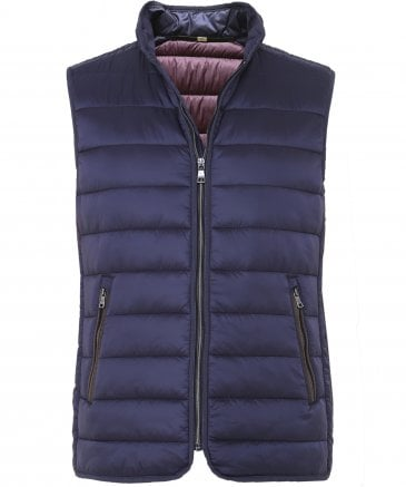Water Repellent Quilted Markus Gilet