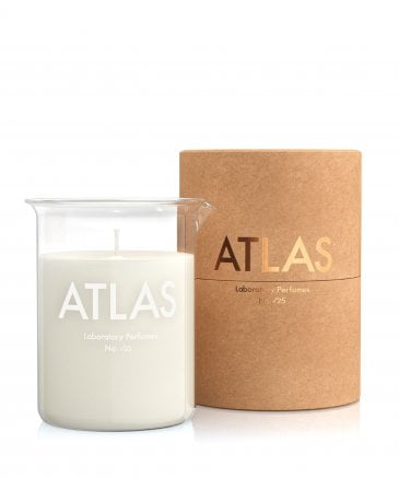 Laboratory Perfumes No. √25 Atlas Candle